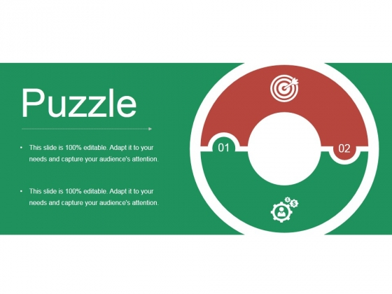 Puzzle Ppt PowerPoint Presentation Visual Aids Slides