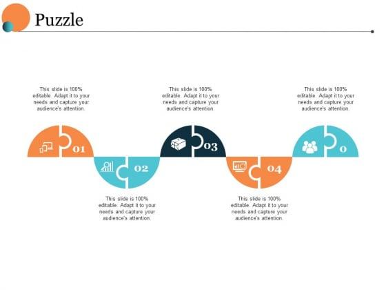 Puzzle Problem Ppt PowerPoint Presentation Icon Outline