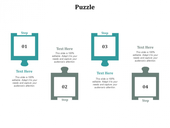 Puzzle Problem Ppt Powerpoint Presentation Pictures Shapes Cpb