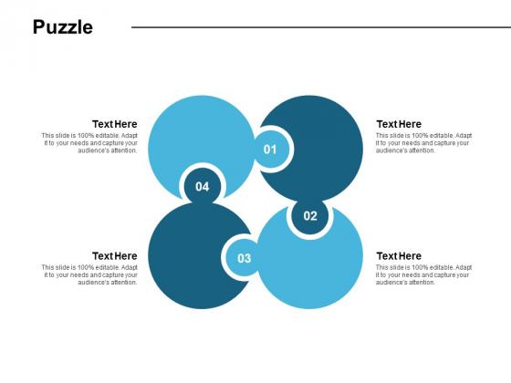 Puzzle Problem Ppt PowerPoint Presentation Portfolio Elements