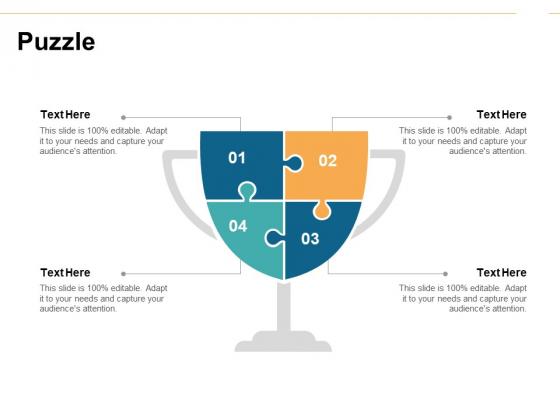 Puzzle Problem Ppt PowerPoint Presentation Portfolio Samples