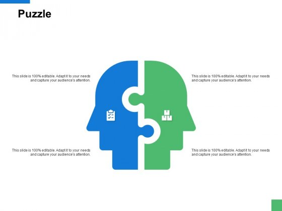 Puzzle Problem Solution Ppt PowerPoint Presentation Examples