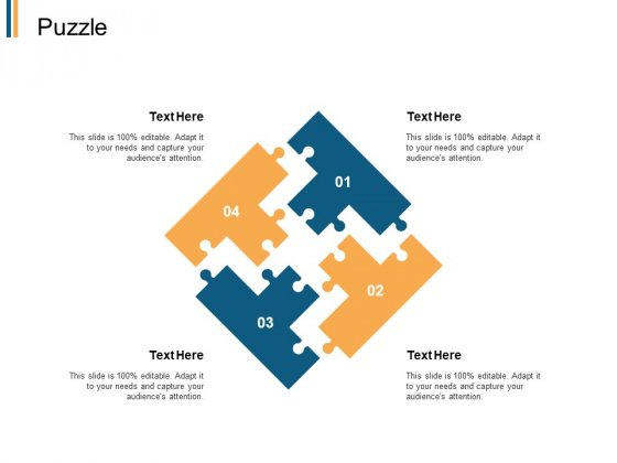 Puzzle Problem Solution Ppt PowerPoint Presentation Gallery Maker