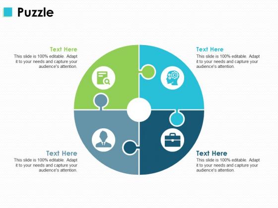 Puzzle Problem Solution Ppt PowerPoint Presentation Ideas Pictures