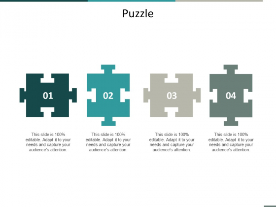 Puzzle Problem Solution Ppt Powerpoint Presentation Ideas Smartart