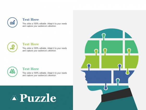 Puzzle Problem Solution Ppt PowerPoint Presentation Infographic Template Grid