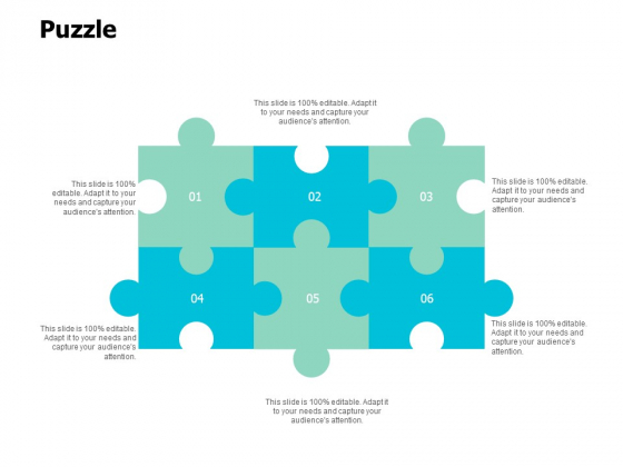 Puzzle Problem Solution Ppt Powerpoint Presentation Infographics Templates