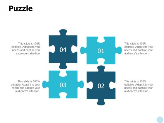 Puzzle Problem Solution Ppt PowerPoint Presentation Model Infographics