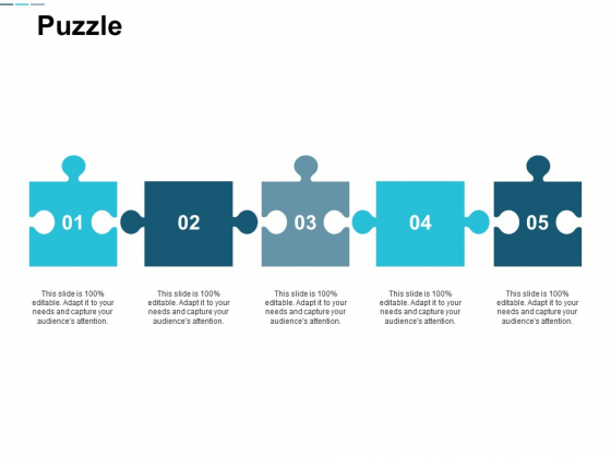 Puzzle Problem Solution Ppt Powerpoint Presentation Professional Background Image