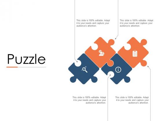 Puzzle Problem Solution Ppt PowerPoint Presentation Show Graphics