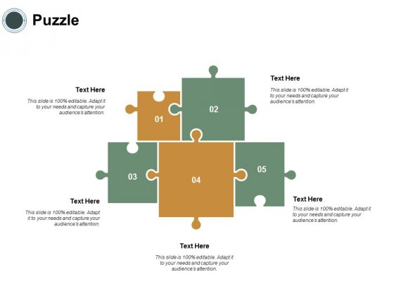 Puzzle Problem Solution Ppt PowerPoint Presentation Summary