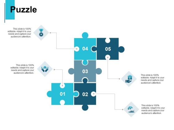 Puzzle Problem Solving Ppt PowerPoint Presentation Show Slide Portrait