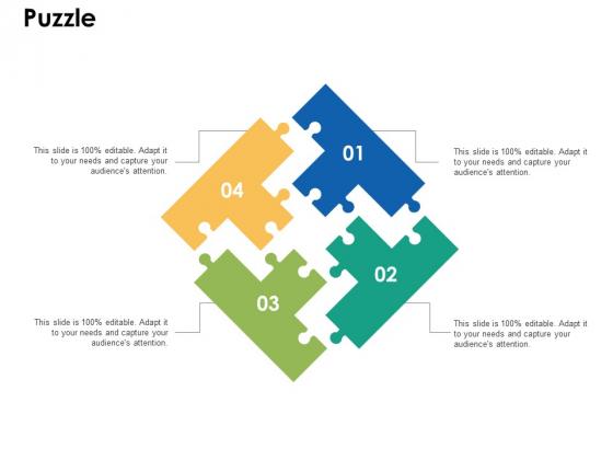 Puzzle Problem Solving Process Ppt PowerPoint Presentation Pictures Brochure