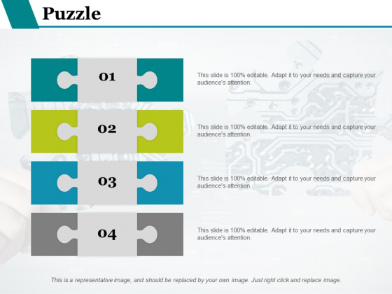 Puzzle Problem Strategy Ppt PowerPoint Presentation Model Example Topics
