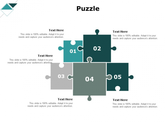 Puzzle Sale Review Ppt PowerPoint Presentation Slides Display