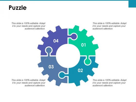 Puzzle Solution Ppt PowerPoint Presentation Layouts Portrait