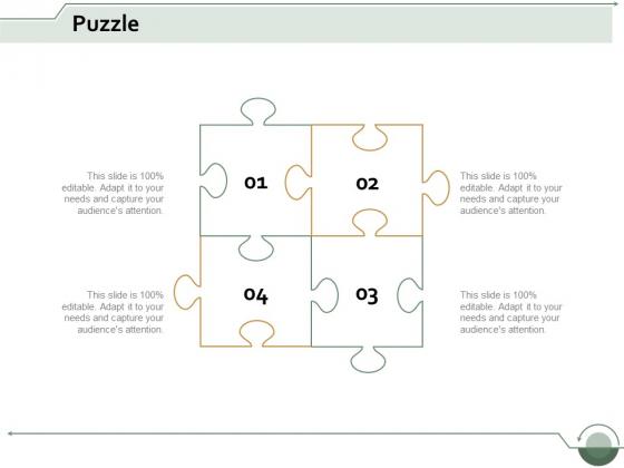 Puzzle Solution Ppt Powerpoint Presentation Portfolio Clipart