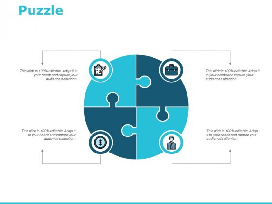 Puzzle Solution Problem Ppt PowerPoint Presentation Professional Picture