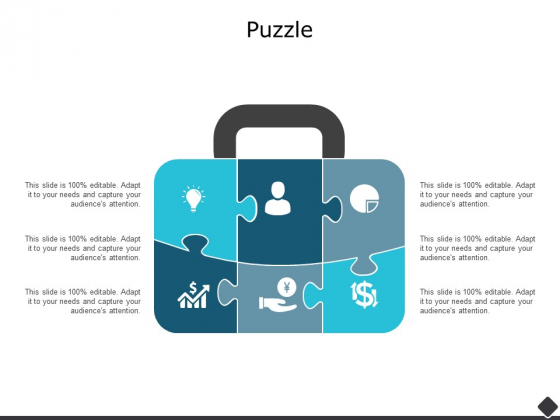 Puzzle Solution Problem Ppt PowerPoint Presentation Summary Infographic Template