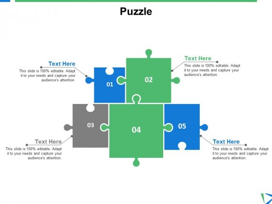 Puzzle Strategy Ppt PowerPoint Presentation Icon Deck