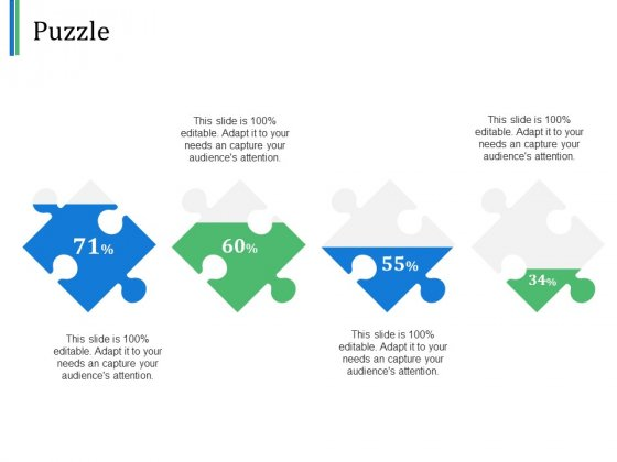 Puzzle Success Ppt PowerPoint Presentation Styles Aids