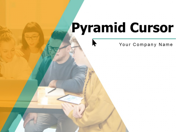 Pyramid Cursor Management Opportunity Develop Research Plan Ppt PowerPoint Presentation Complete Deck