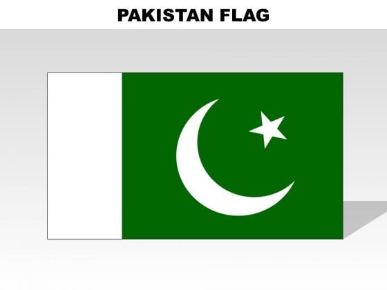 Pakistan Country PowerPoint Flags