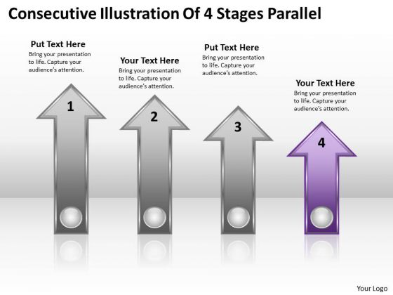 Parallel Image Processing 4 Stages Ppt PowerPoint Templates Backgrounds For Slides