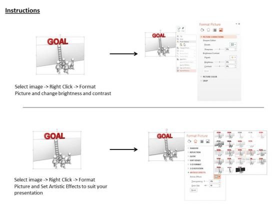 people_moving_towards_goal_powerpoint_templates_3