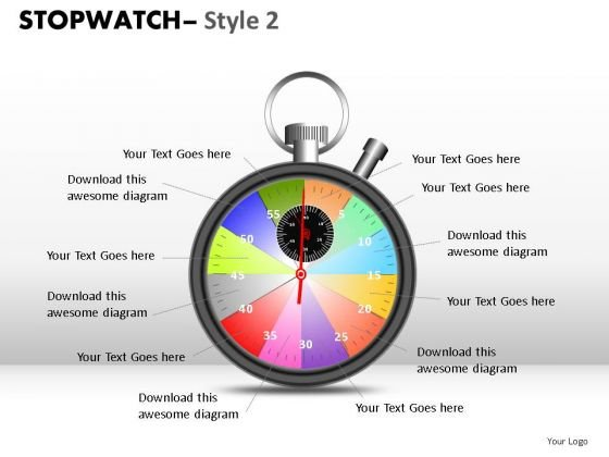 People Stopwatch 2 PowerPoint Slides And Ppt Diagram Templates