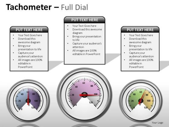 People Tachometer Full Dial PowerPoint Slides And Ppt Diagram Templates