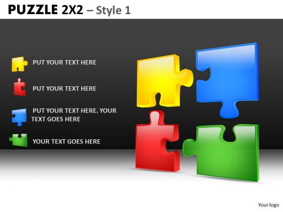 Perfect Fit Puzzles Solutions Business PowerPoint Templates Editable Ppt Slides