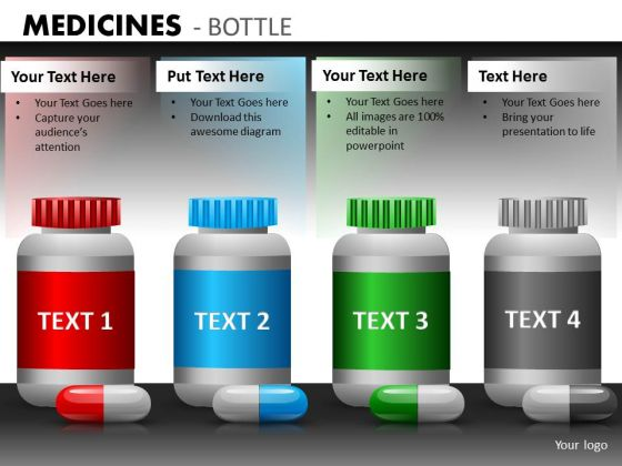 Pharmacy Medicines PowerPoint Templates Pharmacies Ppt Slides