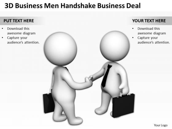 Pictures Of Business Men Handshake Deal PowerPoint Templates Ppt Backgrounds For Slides