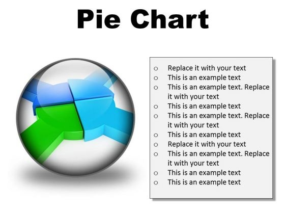 Pie Chart Business PowerPoint Presentation Slides C