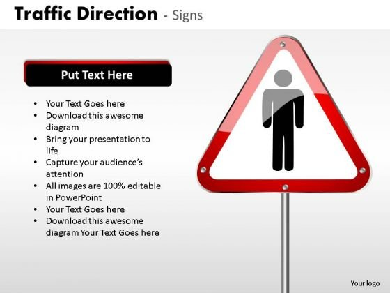 Policy Traffic Direction PowerPoint Slides And Ppt Diagram Templates