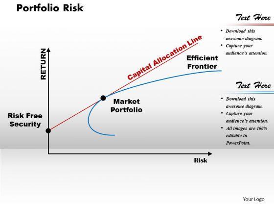 Portfolio Risk Business PowerPoint Presentation