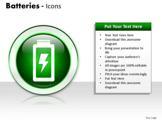 Power Batteries PowerPoint Slides And Ppt Diagram Templates