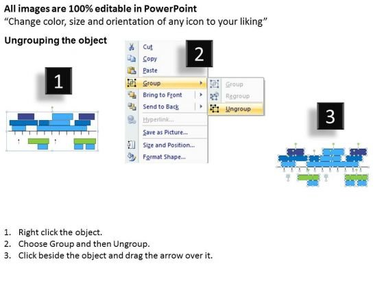 powerpoint_arrow_shapes_complex_structures_monthly_and_yearly_plan_slides_2