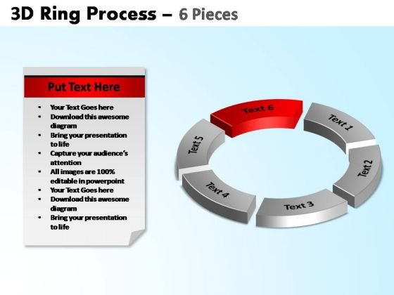 PowerPoint Backgrounds Company Ring Process Ppt Backgrounds