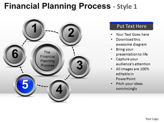 PowerPoint Backgrounds Corporate Strategy Financial Planning Process Ppt Theme