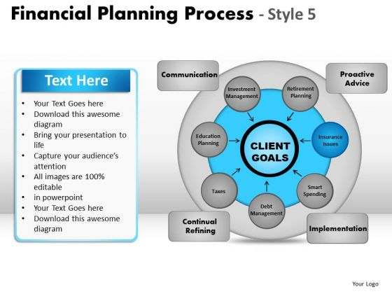 PowerPoint Backgrounds Download Financial Planning Ppt Backgrounds