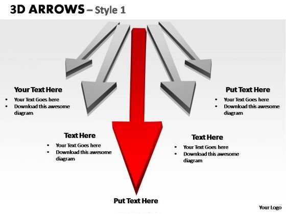 PowerPoint Backgrounds Editable Arrows Ppt Presentation Designs