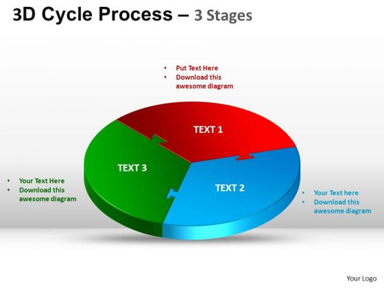 PowerPoint Backgrounds Image Cycle Process Flow Ppt Layout