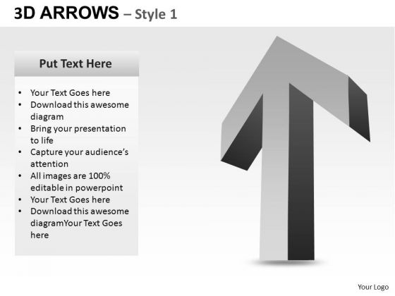 PowerPoint Backgrounds Marketing Arrows Ppt Themes