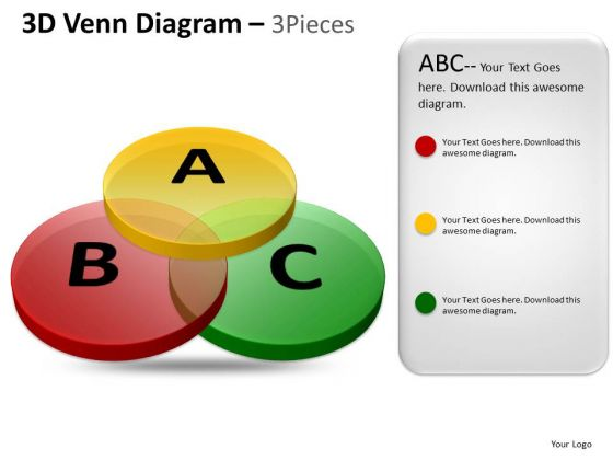 PowerPoint Backgrounds Process Venn Diagram Ppt Slidelayout