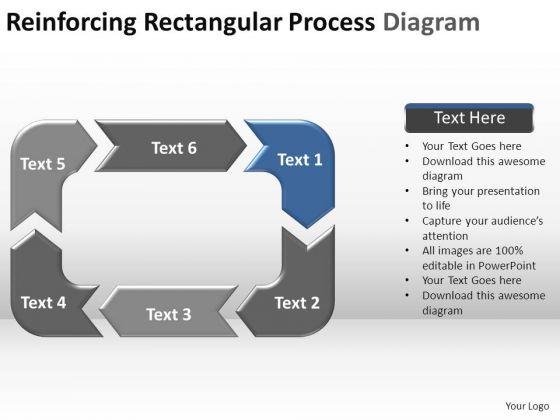 PowerPoint Backgrounds Success Reinforcing Process Ppt Design