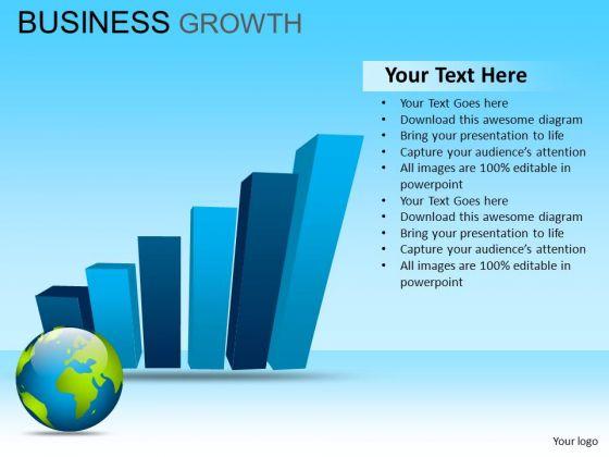 PowerPoint Business Success Business Growth Ppt Slide