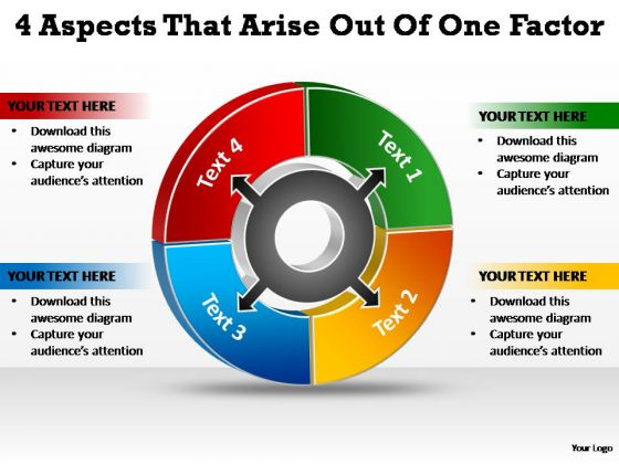 PowerPoint Design Business Aspects Arise Ppt Slide