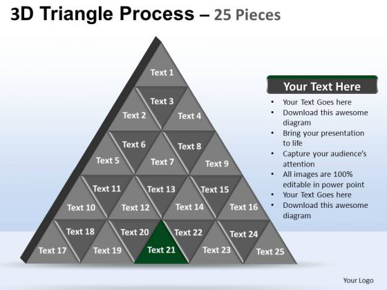 PowerPoint Design Business Triangle Process Ppt Design